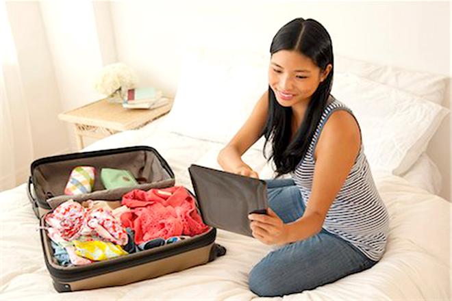 Kiểm tra hành lý