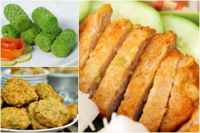 Chả cốm là món ăn mùa thu không thể bỏ qua