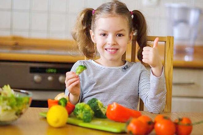 Dinh dưỡng ảnh hưởng đến tăng trưởng của trẻ
