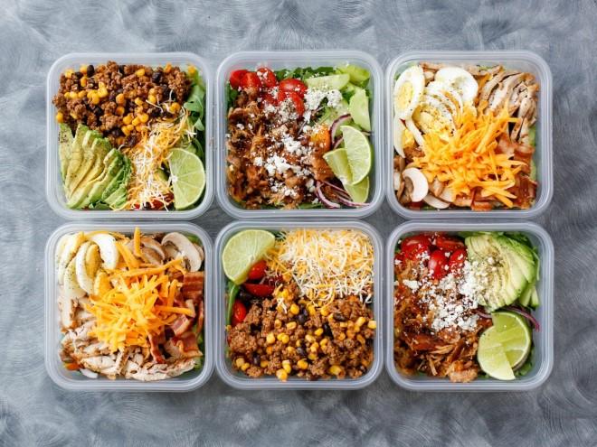 Thực đơn giảm mỡ bụng hiệu quả và lành mạnh theo phương pháp Eat Clean