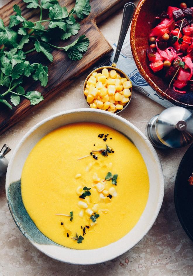 Một chén súp rau củ vào buổi sáng sẽ đánh bay mỡ bụng đấy!