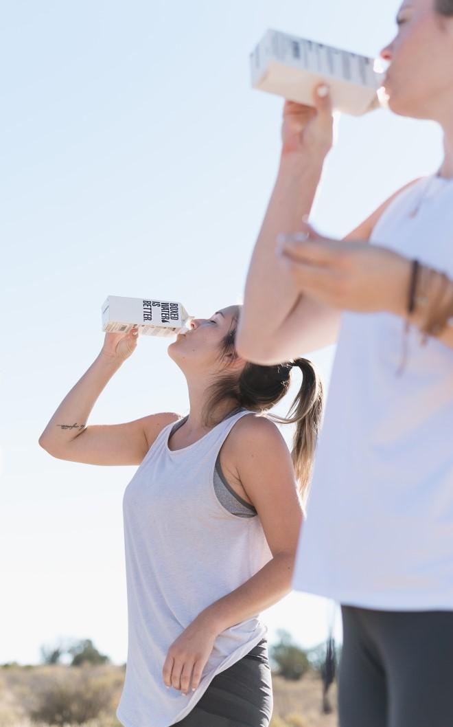 Dù bận rộn đến mấy cũng đừng quên uống đủ nước
