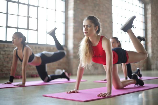 Duy trì luyện tập để quá trình giảm mỡ bụng được diễn ra liên tục