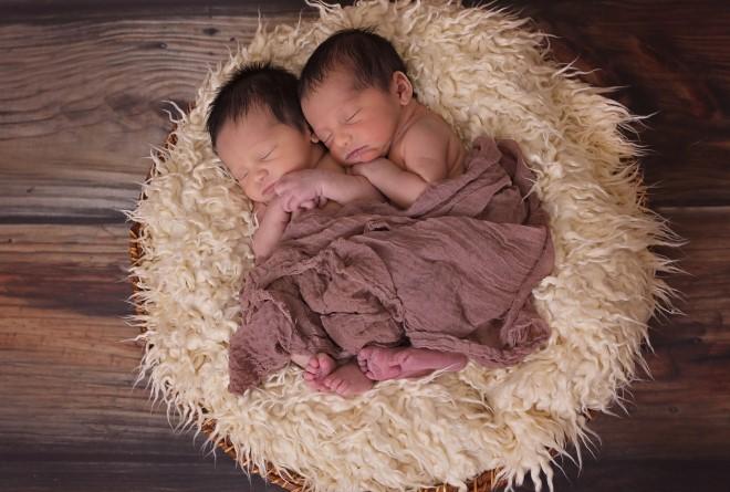 Trường hợp sinh no thường xảy ra với những mẹ mang song thai trở lên