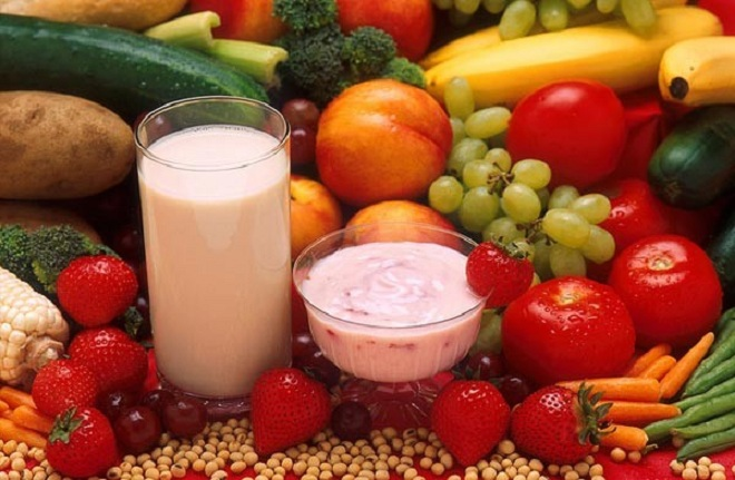 thuc pham nhieu vitamin c