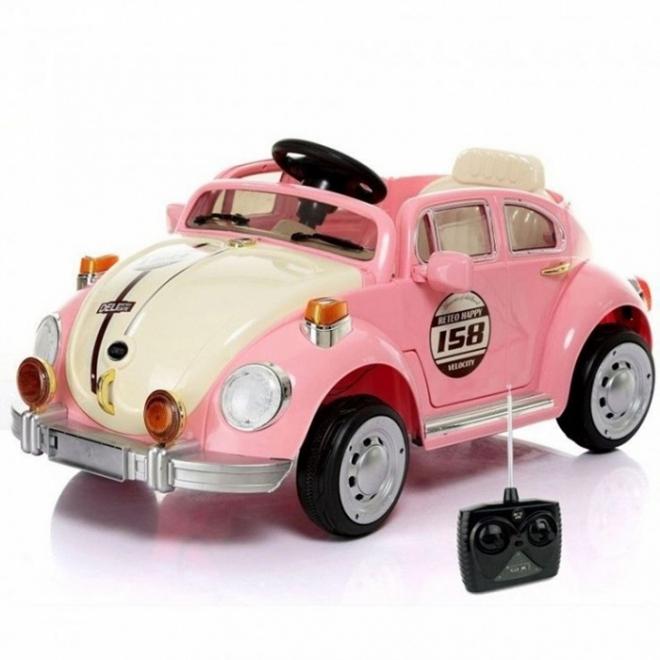 Hình ảnh xe ô tô trẻ em tự lái JE 158