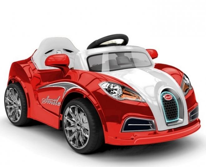 Hình ảnh xe ô tô trẻ em tự lái Bugatti HL 938
