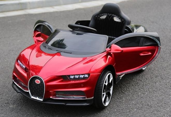 Hình ảnh xe ô tô trẻ em tự lái Bugatti BDQ 1188