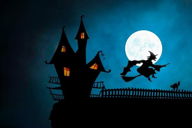 Chỉ mất 5 phút thủ công trang trí Halloween là đã đủ để