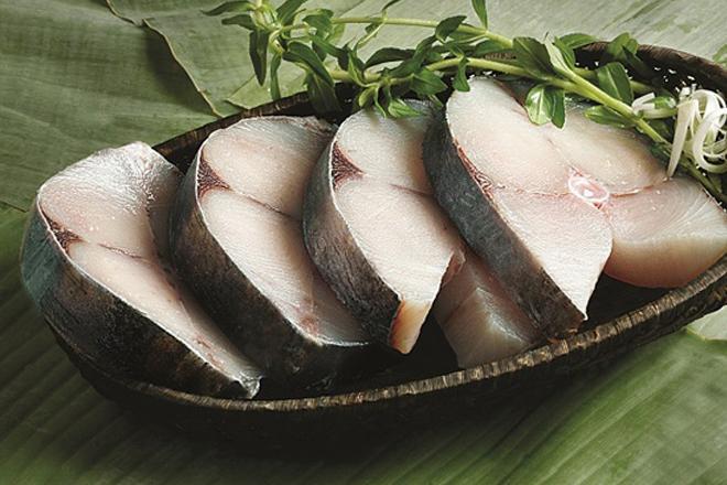 Bà bầu không nên ăn cá thu vua
