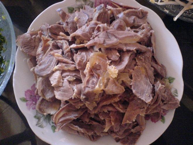 thịt bò nạm