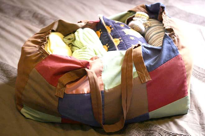 Túi đồ đi sinh