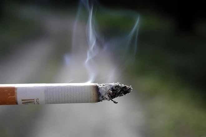 Khói thuốc lá
