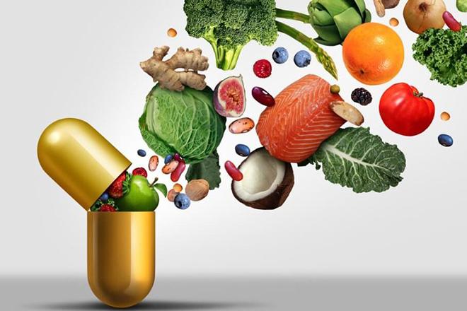 Vitamin và nguyên tố vi lượng