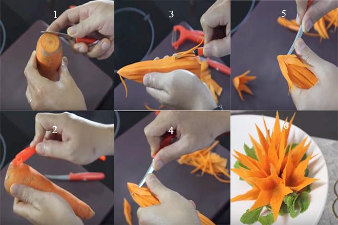 Cách tỉa hoa ly