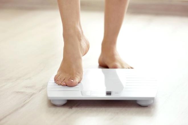 Duy trì cân nặng