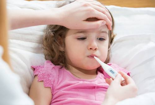 Trẻ em bao nhiêu độ là sốt - những điều quan trọng mẹ nên biết