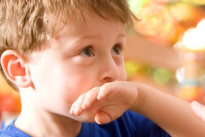Trẻ bị trầy xước