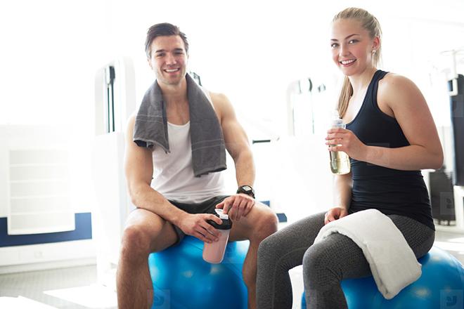 Tập thể dục điều độ