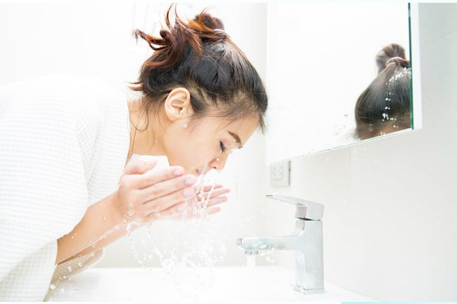 Rửa mặt