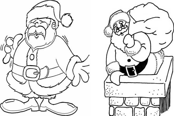 Ông già Noel hài hước