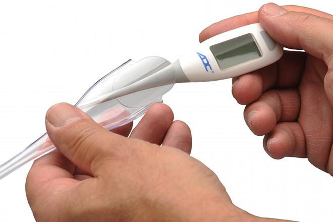 Nhiệt kế đo nhiệt độ trực tràng