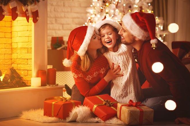 Nhạc Noel giúp bé vui vẻ tinh thần