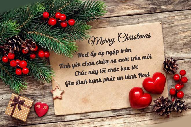 Lời chúc Noel