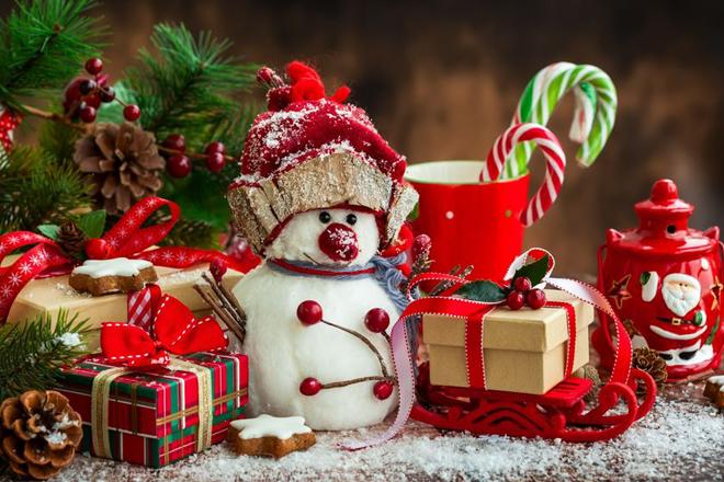 Shop quà Giáng sinh