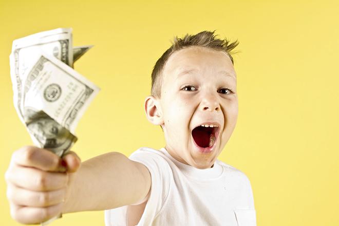 Dạy trẻ 6 8 tuổi cách tiêu và giữ tiền an toàn