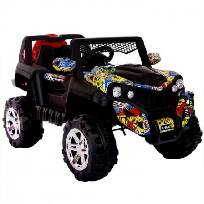 Ô tô điện trẻ em A 6500
