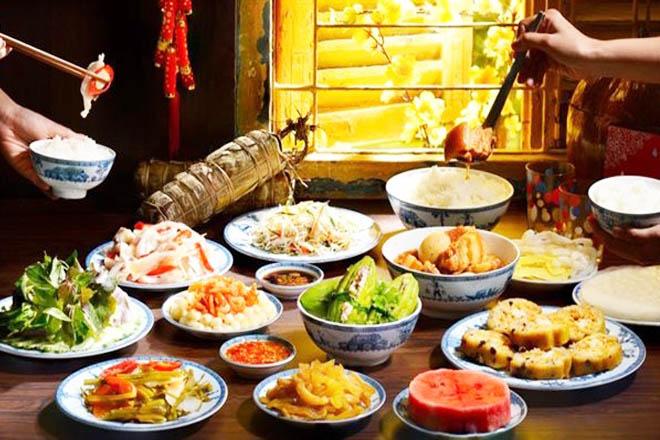 Món ăn của người Huế