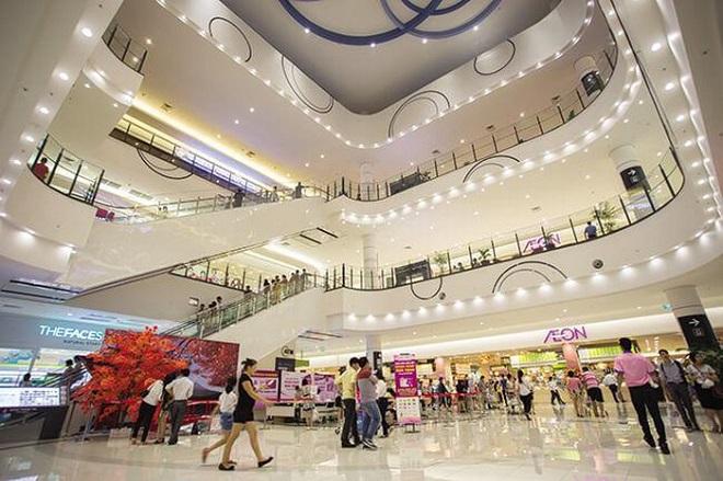 trung tâm thương mại eon mall