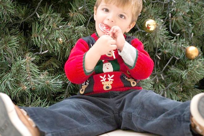 Đồ Noel đẹp cho bé trai