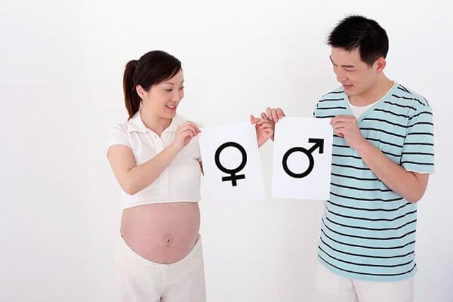 cách tính sinh con trai hay con gái