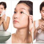 Học phụ nữ Hàn các bước chăm sóc da hoàn hảo