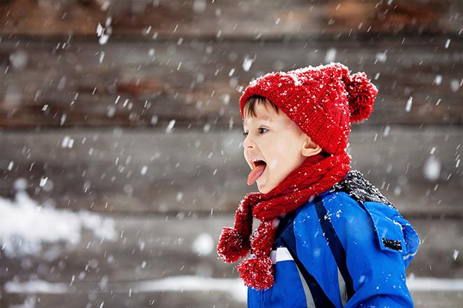 Tết Nguyên Đán Canh Tý 2020 lạnh tránh cho trẻ ra ngoài