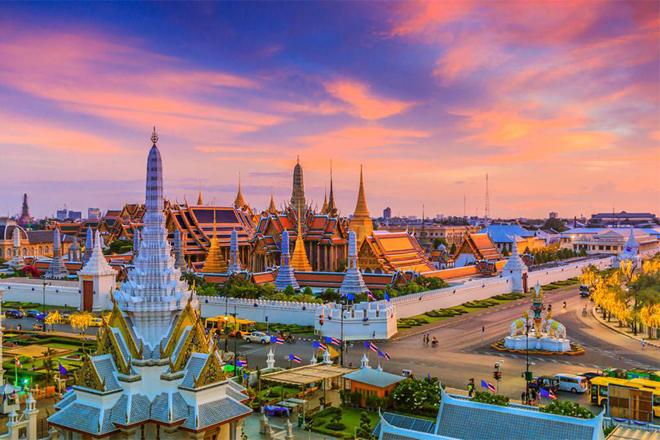 Du lịch Tết 2020 Thái Lan