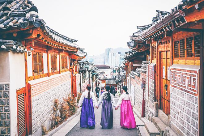 Du lich Tết 2020 Hàn Quốc