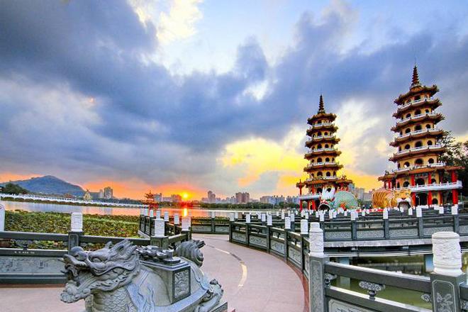 Du lịch tết 2020 Đài Loan