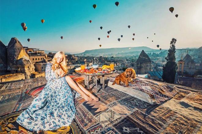 Du lịch Thổ Nhĩ Kỳ
