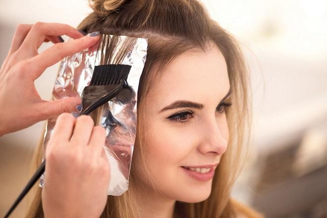 cắt tóc đón tết