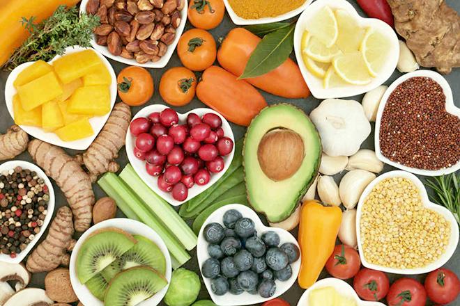 Rau củ trái cây