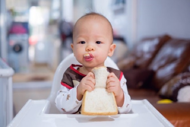 Trẻ em suy dinh dưỡng