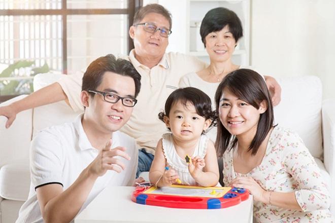 Đề cao gia đình