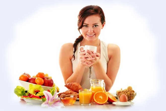 Phụ nữ sau sinh cần đủ dinh dưỡng