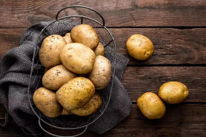 Thực phẩm giảm cân sau Tết khoai tây