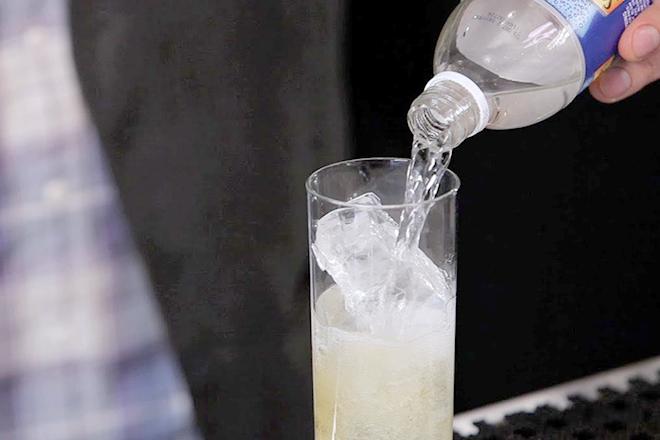 Soda pha nước giải khát