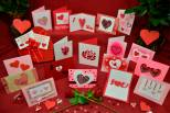 thiệp valentine