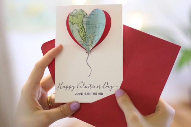Thiệp Valentine hay